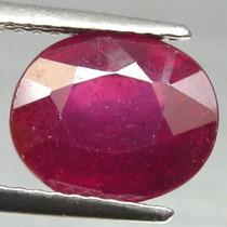Rubi Sangre De Pichon 4.06 Cts Oval