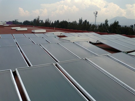 Generador De Vapor A Base De Energía Solar