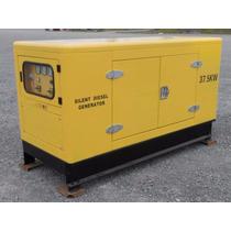 41 Generador De Electricidad 37.5 Kw/50kva Equipo Nuevo