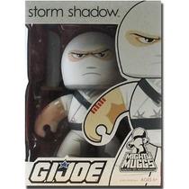 Gi Joe Storm Shadow Mighty Muggs Nuevo