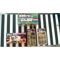 Kre-o Gi Joe Sgt Slaughter Marauders Set Exclusivo Sdcc 2015