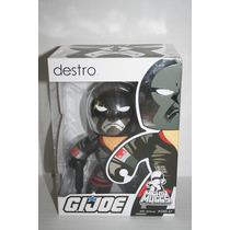 Gi Joe Destro Mighty Muggs Nuevo