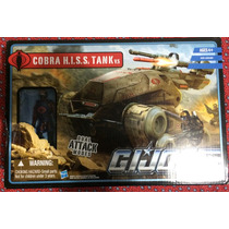 Gi Joe Pursuit Cobra Hiss Tank V5