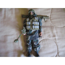 1996 Gijoe 12 Inches Soldier Serial 12811