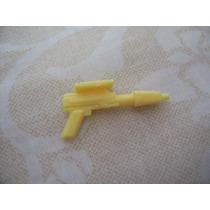 Gijoe 1993 Dr Mindbender V2 Yellow Pistol