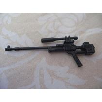 Gijoe 1990 Lampreys V2 Sniper Rifle