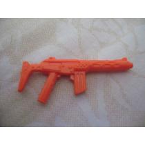 Gijoe 1994 Alley Viper V3 Orange Submachine Gun