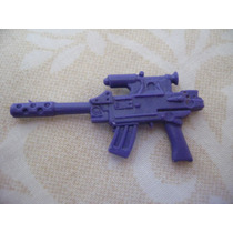 Gijoe 1993 Blanka Street Fighter Purple Machine Gun