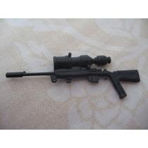 Gijoe 1989 Low Light V2 Black Snipers Rifle