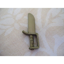 Gijoe 1993 Vega Street Fighter Gold Knife