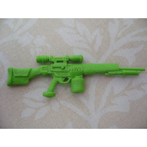 Gijoe 1993 H.e.a.t. Viper V2 Green Rifle
