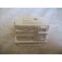 Gijoe 1988 R.p.v. White Removable Radar Tracking Pod