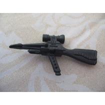 Gijoe 1990 Sonic Fighter Dodger V2 Black Rifle