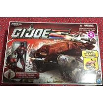 Gi Joe 30 Aniversario Tank Hiss Cobra Crimson