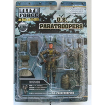 Elite Force Us Paratroopers 1/18 Cpl Dimarco 82nd Bbi Mdn