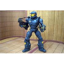 Figura Custom Halo & Fox Sport 1/6 Alto 12 Pulgadas Ve Anun