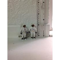 Astronautas Misión Apolo