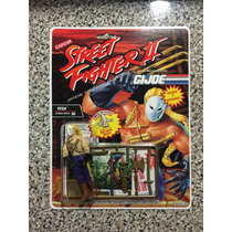 G.i. Joe Street Fighter Vega