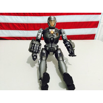 G.i. Joe The Rise Of Cobra Robot Delta 6 Figura De 16 Pulga
