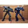 Nfl Lote 2 Figura Fox Sports Robot 1/6 D12 Pulgadas Ve Anunc