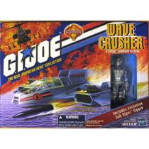 Gi Joe Cobra Wave Crusher 2001 Nuevo Arah Sub Viper Misb Op4