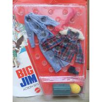 Traje De Demolicion Para Big Jim =kid Acero Mattel