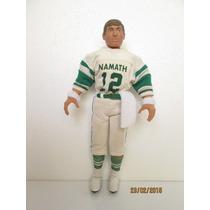 Joe Namath Jets New York 1/6 = 12 = 30 Cm Futbol Americano