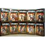 Gi Joe Cobra Hall Of Heroes Lote De 10 Coleccion Completa