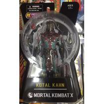 Mortal Kombat X Kothal Khan Previews