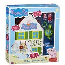 Peppa Pig Holiday Time Sunshine Villa