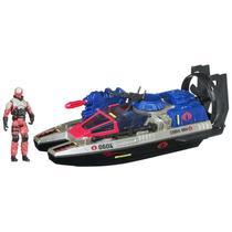 Gi Joe Retaliation Cobra Fangboat