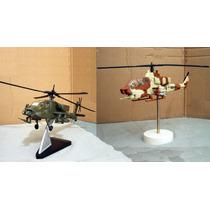 Lee Anunc Lote 2 Helicopteros Met Esc 1/38 1/40 Motor Marx