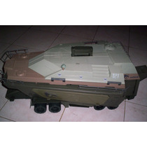 Gi Joe Pit Mobile Headquarters Base Militar Tanque Cobra