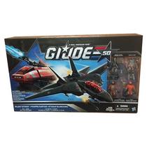 Silent Strike Avion Ataque Silencioso Gi Joe Hasbro En Mano