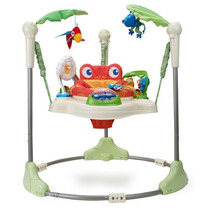 Jumperoo Fisher Price Bebe Rainforest Brinca Musical Pm0
