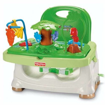 Silla Periquera Fisher Price Booster Rainforest Portatil