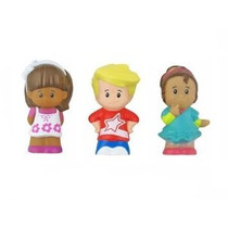 Fisher Price Little People Musical Preescolar Repuesto Figur