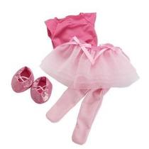 Manhattan Toy Bebé Stella Tiptoe Ballet Tutu Baby Doll Ropa