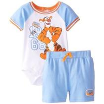 Tigger 2 Piezas Disney Niños Bebés