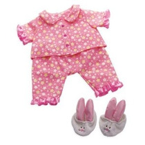 Manhattan Toy Bebé Stella Buenas Noches Pijama Set Baby Doll