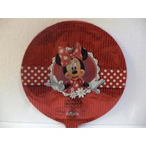 Minnie Mouse Globos Metálicos 10 Fiestas Decoración 9 Pu