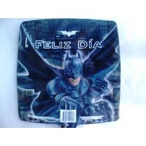 12 Increibles Globos Metalico 9pulg De Batman Feliz Dia