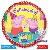 Peppa Pig Globos Metálicos. Todo Para Tu Fiesta