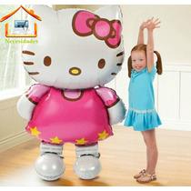 Globo Gigante Hello Kitty,fiesta,niña,inflable,infantil,kity