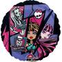 Monster High 10 Globos De 18 (45 Cm)