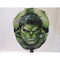 Avengers Hulk Globo Metálico 1 Fiestas Eventos 18 Pulgadas