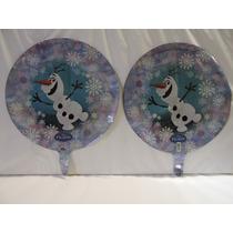 Olaf Frozen Globo Metálico 1 Fiestas Eventos Decoracion 18 P
