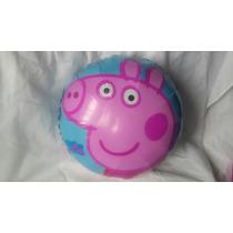 Globo 18 Pulg Peppa Pig, Kitty, Princesas, Superheroes 10 Pz