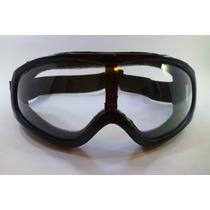 Goggles Tipo Motociclista Lente Goggle