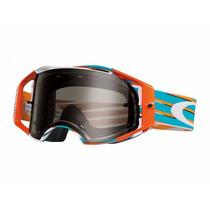 Goggle Oakley Airbrake Mx Nemesis Para Motocross